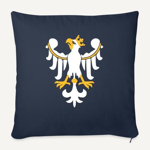 Orzeł Piastowski - Poduszka na kanapę z wkładem 44 x 44 cm