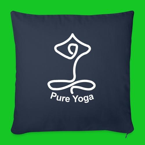 Pure Yoga - Bankkussen met vulling 44 x 44 cm