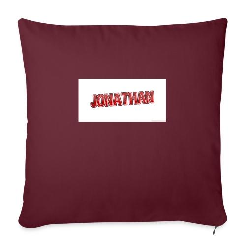 Jonathan - Soffkudde med stoppning 44 x 44 cm