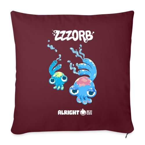 Zzzorb - Sofa pillow with filling 45cm x 45cm