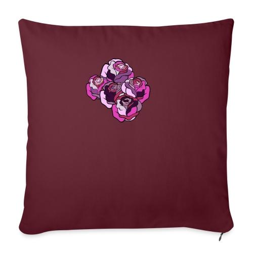 Senza titolSpring 4 - Cuscino da divano 44 x 44 cm con riempimento