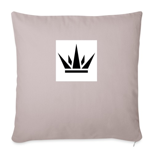 King T-Shirt 2017 - Sofa pillow with filling 45cm x 45cm
