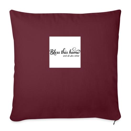 original - Sofa pillow with filling 45cm x 45cm