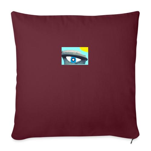 fantasimm 2 - Cuscino da divano 44 x 44 cm con riempimento