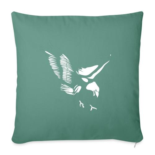 Aquila - Cuscino da divano 44 x 44 cm con riempimento