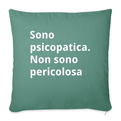 Magliette con scritte divertenti - Cuscino da divano 44 x 44 cm con riempimento