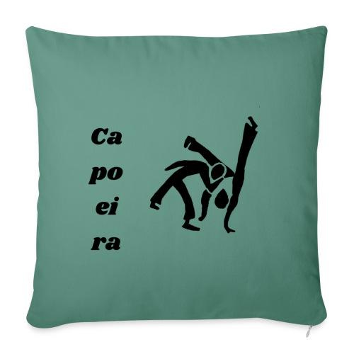 capoeira - Cuscino da divano 44 x 44 cm con riempimento