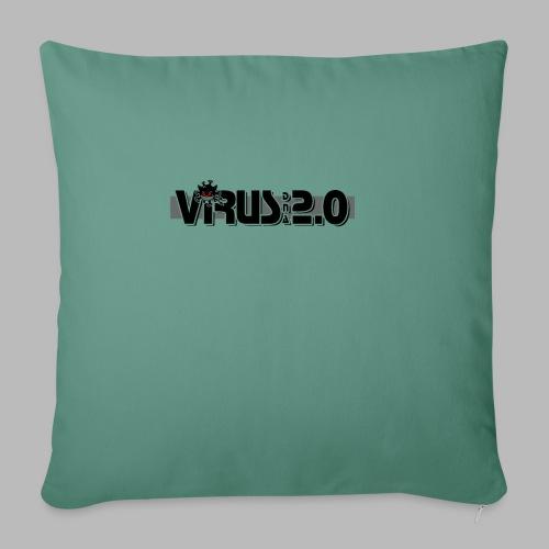 VIRUS 2.0 - Coussin et housse de 45 x 45 cm