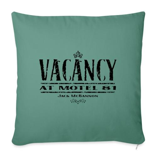 Vacancy At Motel 81 Part II - Sofakissen mit Füllung 44 x 44 cm