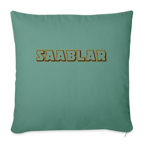 SAABLAR - Soffkudde med stoppning 44 x 44 cm