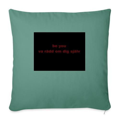 be you - Soffkudde med stoppning 44 x 44 cm