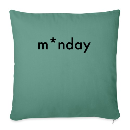 m*nday - Sofapude med fyld 44 x 44 cm