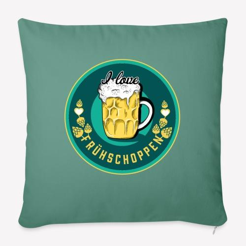 I love Frühschoppen - Sofakissen mit Füllung 44 x 44 cm
