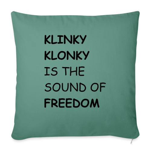 Klonky Freedom - Sofapude med fyld 44 x 44 cm