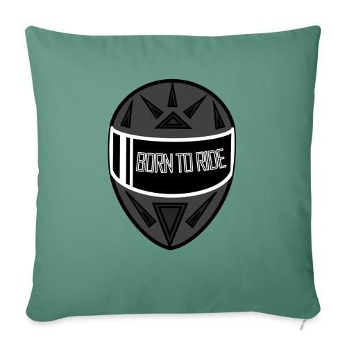 casco - Cuscino da divano 44 x 44 cm con riempimento