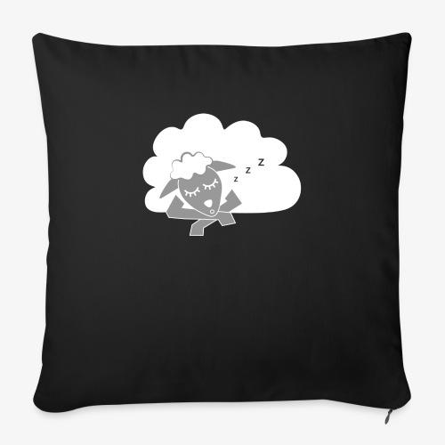 Sleeping Sheep - Sofa pillow with filling 45cm x 45cm
