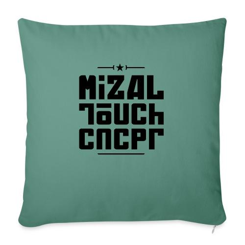Logo MiZAL Touch Concept - Poduszka na kanapę z wkładem 44 x 44 cm