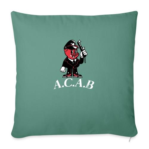 A.C.A.B - Coussin et housse de 45 x 45 cm