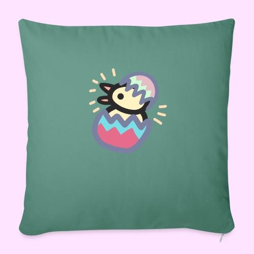 Easter Pinkguin (Yellowguin?) - Sofapude med fyld 44 x 44 cm