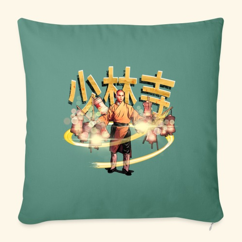 Gordon Liu as San Te - Warrior Monk - Bankkussen met vulling 44 x 44 cm