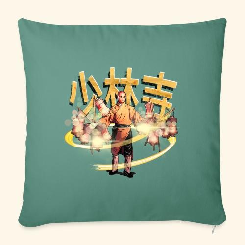 Gordon Liu som San Te - Warrior Monk - Sofapude med fyld 44 x 44 cm