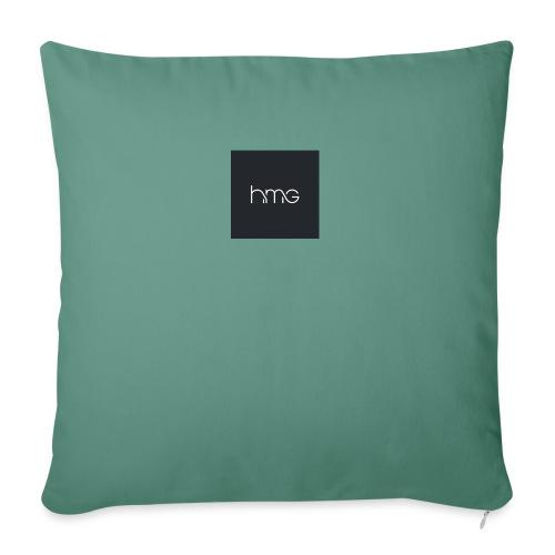 hmg - Sofapude med fyld 44 x 44 cm