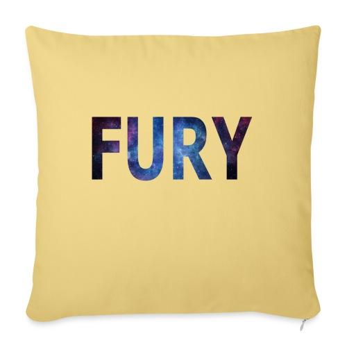 FURY - Sofapude med fyld 44 x 44 cm
