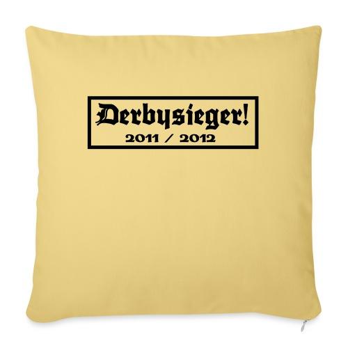 Derbysieger 2012 - Sofakissen mit Füllung 44 x 44 cm