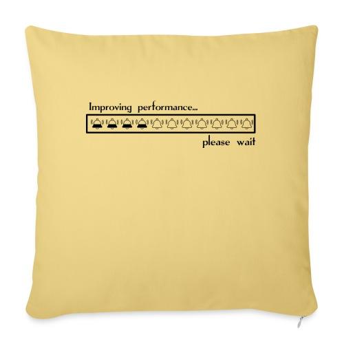 Improving performance - Cojín de sofá con relleno 44 x 44 cm