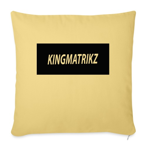 kingmatrikz - Sofapude med fyld 44 x 44 cm