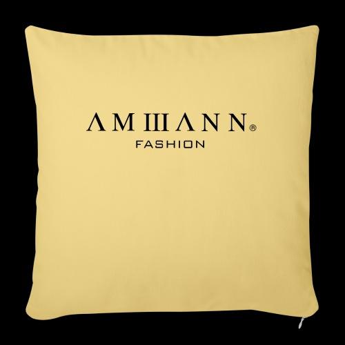 AMMANN Fashion - Sofakissen mit Füllung 44 x 44 cm