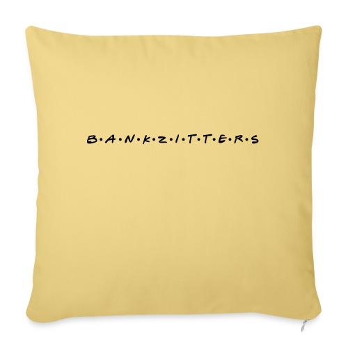banquiers - Coussin et housse de 45 x 45 cm