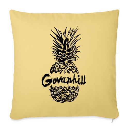 Govanhill - Sofa pillow with filling 45cm x 45cm