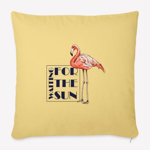 Flamingo - Sofakissen mit Füllung 44 x 44 cm