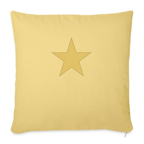 ardrossan st.pauli star - Sofa pillow with filling 45cm x 45cm