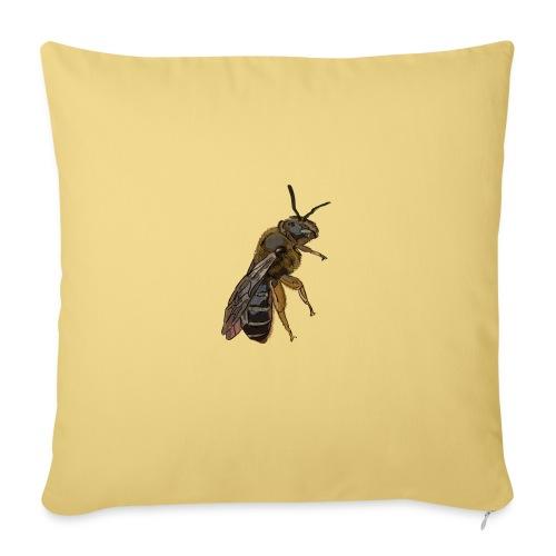 Halictus rubicundis - Sofa pillow with filling 45cm x 45cm
