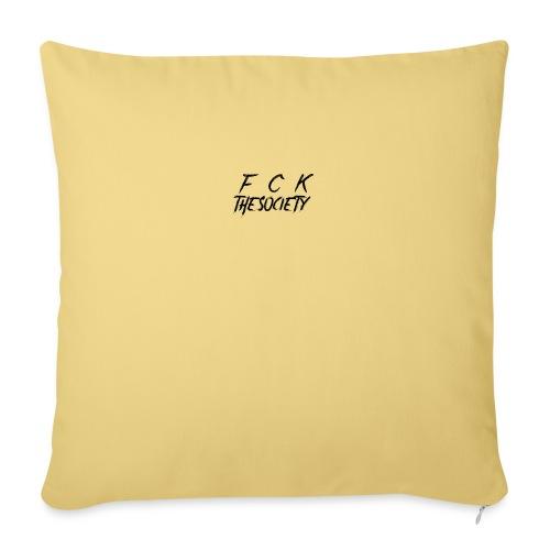 Original Logo - Sofa pillow with filling 45cm x 45cm