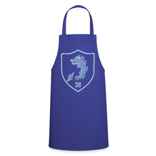 grenoble, dauphin blason 38 - Tablier de cuisine