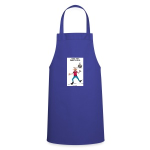BACK PARTY BUG COL - Cooking Apron