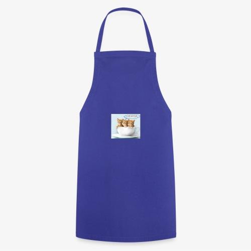 gatito - Delantal de cocina