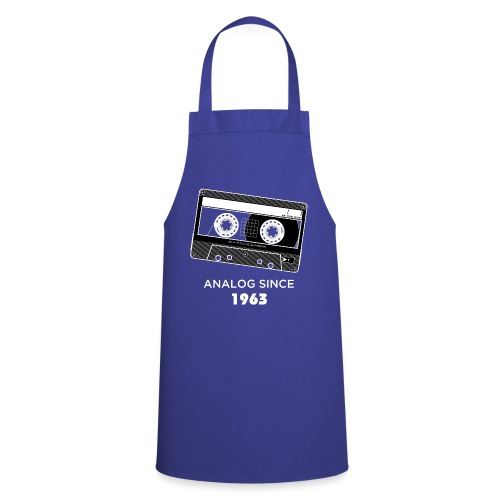 Analog since 1963 - Cooking Apron