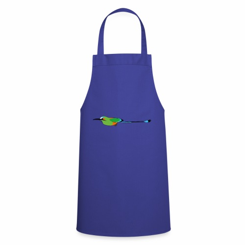 Turquoise-Browed Motmot (Torogoz/Guardabarranco) - Cooking Apron