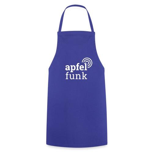Apfelfunk Dark Edition - Kochschürze