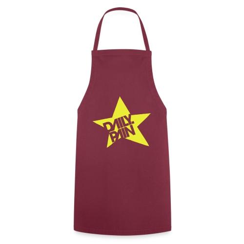 daily pain star - Fartuch kuchenny