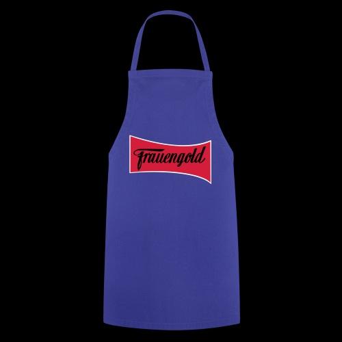Frauengold 3col - Kochschürze