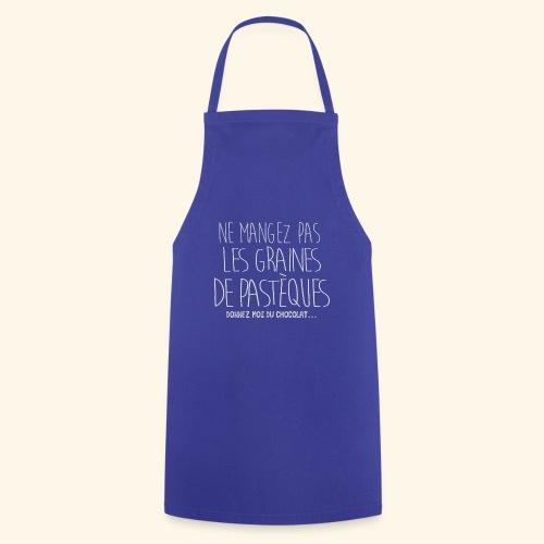 Tshirt-Femme-Enceinte-B - Tablier de cuisine