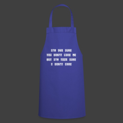 96% - Cooking Apron