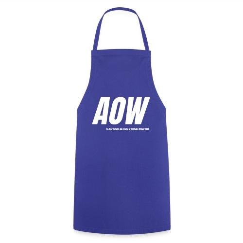 AOW 2021 #2 - Tablier de cuisine