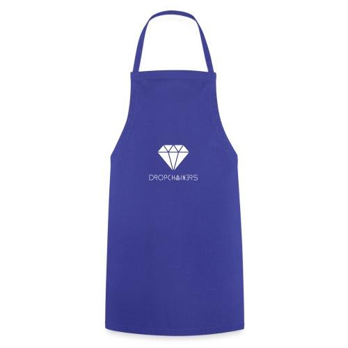 Dropchainers T-Shirt V-Ausschnitt - Kochschürze