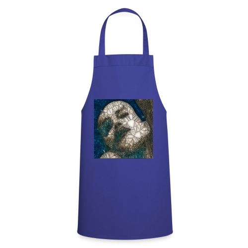 madone vitrail - Tablier de cuisine
